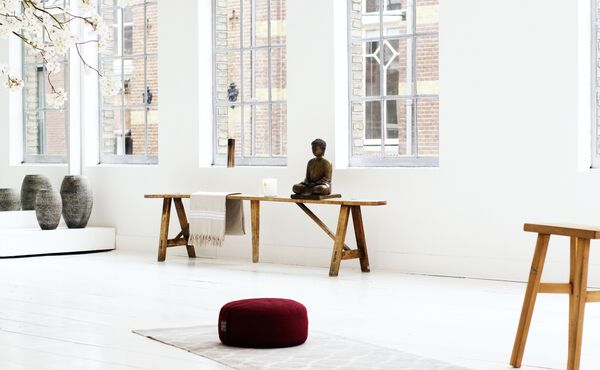 Rituals Magazine - How to Create Your Own Home Meditation Space