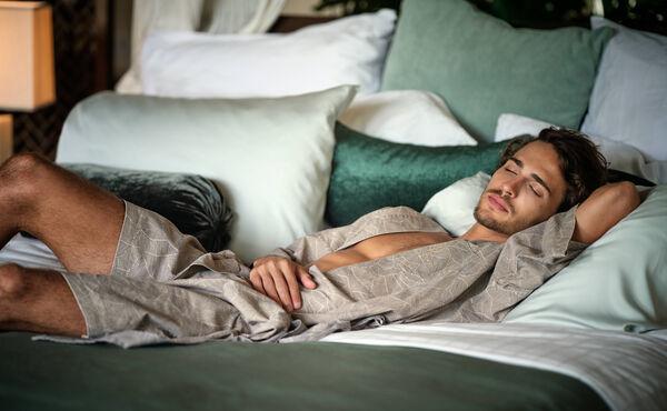 Une cérémonie du soir pour bien dormir