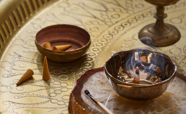 Incense meditation is good for mind and soul, according to science