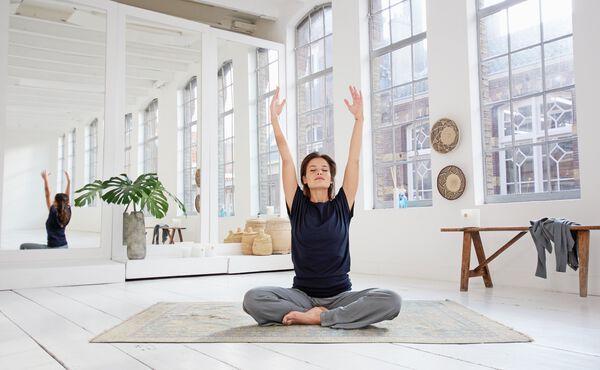 Libérez-vous l'esprit avec une séquence de yoga Yin Flow