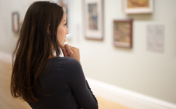Looking at art: how you can relax and learn from it