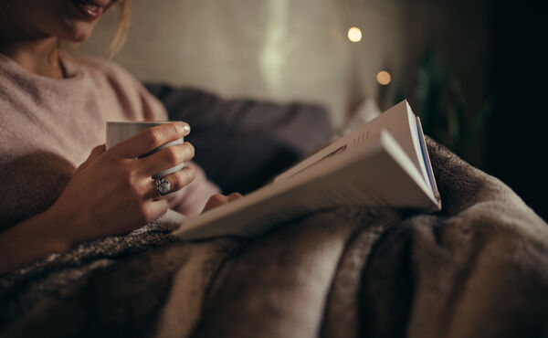 Cuddle up on the couch with these top 5 books for fall