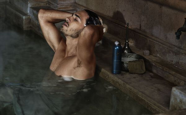 Bringen Sie Körper und Seele mit einer Bade-Routine in Einklang