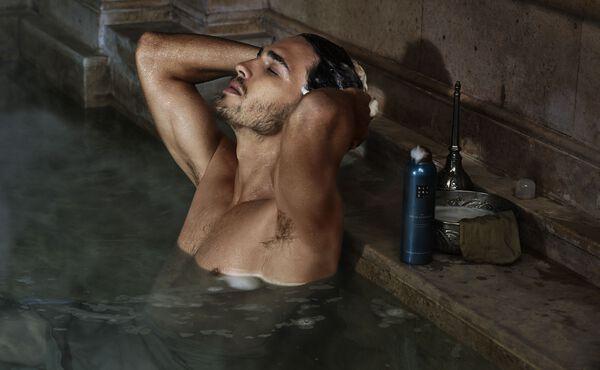 Hela kropp och själ med ett välgörande bad