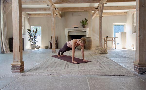 Encuentra tu centro de equilibrio con la sesión final de 3 días de yoga