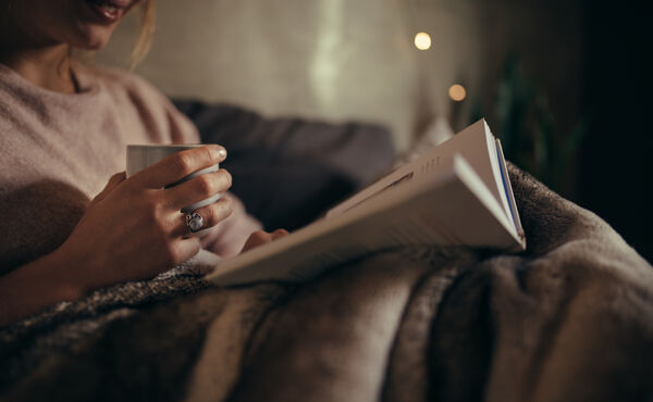 Read all about your new Christmas tradition: celebrating books