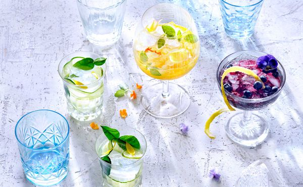6 Cool drinks for hot days