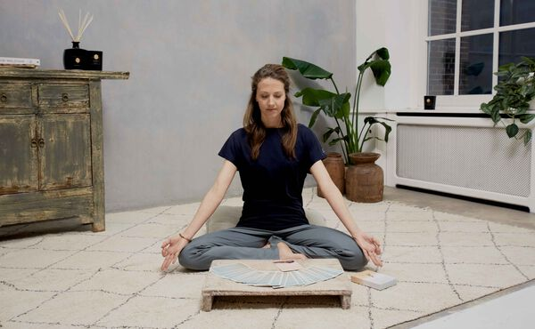 Be positive with this new meditation practice