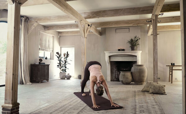 Find your centre with the final 3 days of yoga session