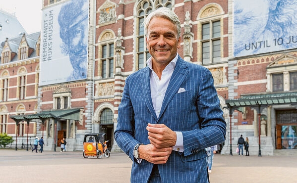 Two iconic Dutch brands join forces