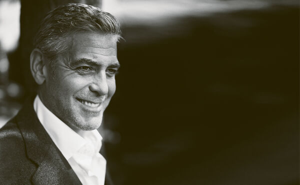 George Clooney: Making change happen