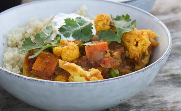Discover these recipes inspired by India