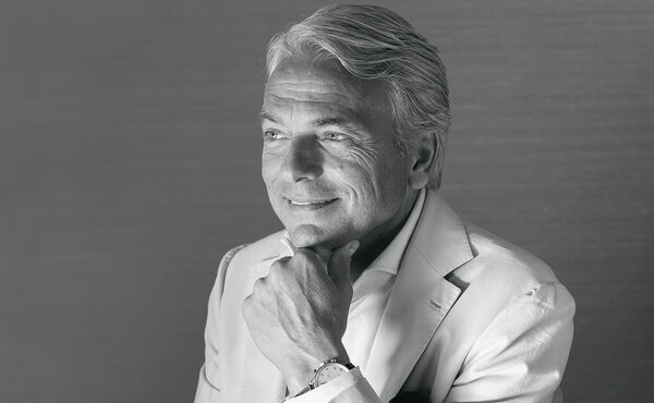 CEO Raymond Cloosterman über Glück und wo man es finden kann