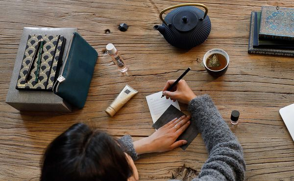 Why writing every day is your new mindful ritual