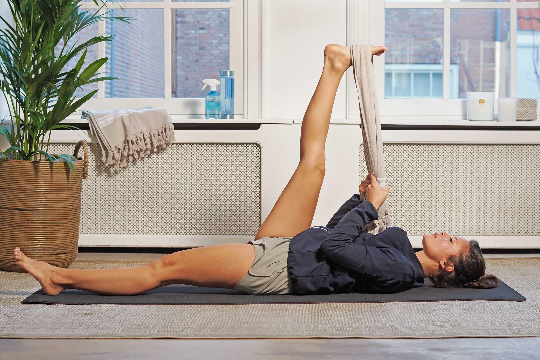 Stretcha ordentligt efter träningen med hjälp av yoga | RITUALS
