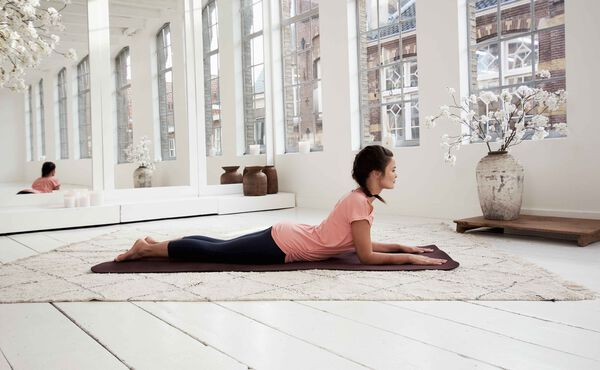 Wake up with this new yoga sequence