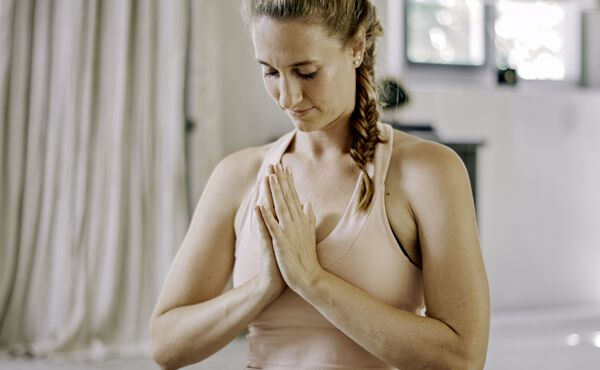 A personal look at yoga through the eyes of professional Deborah Quibell