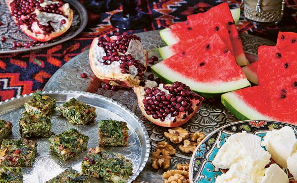 Step into the Persian kitchen with these 3 recipes