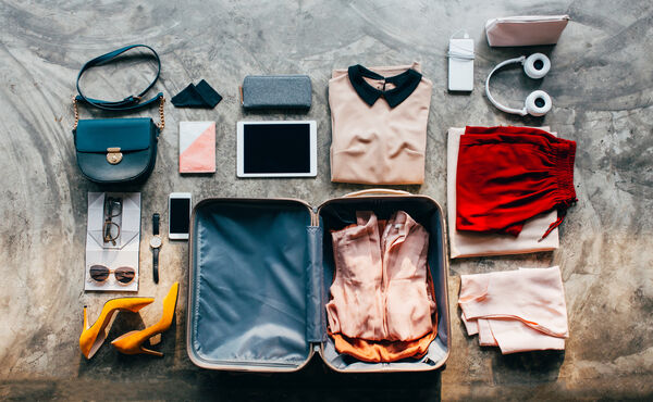 Mindful Packing: Make Room for What Matters