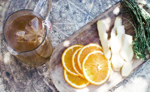 3 Receitas da Rituals para Chá Caseiro Gelado