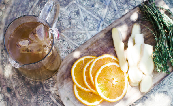 3 Rituals recipes for homemade iced tea