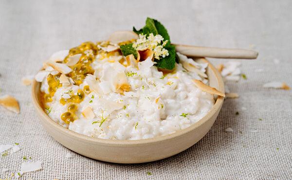 Ein Nachtisch, den jeder liebt – Rouhis legendärer Kokos-Reispudding