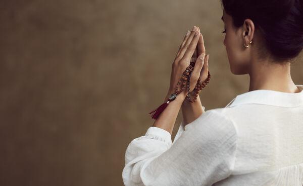 Üben Sie sich in freudvoller Dankbarkeit mit dieser Meditation