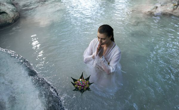 Water, the essence of life: water rituals from around the world