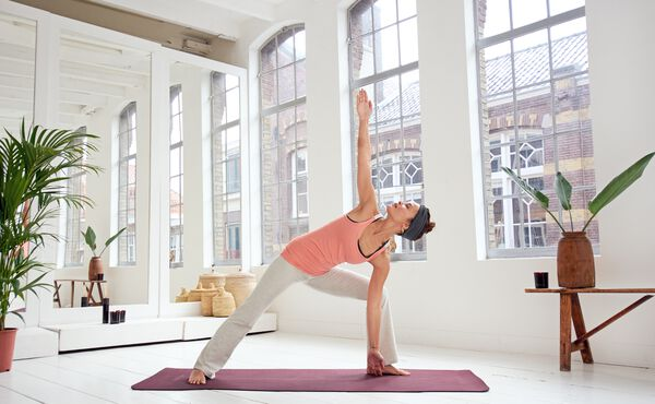 Explore this Short Yoga Routine for More Energy