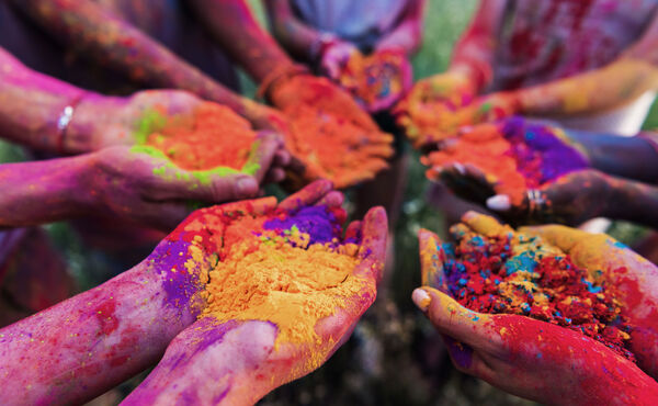 Why colour may be the secret to a good mood