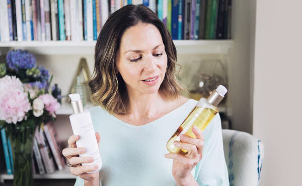Why choose natural skincare? Expert Abigail James explains