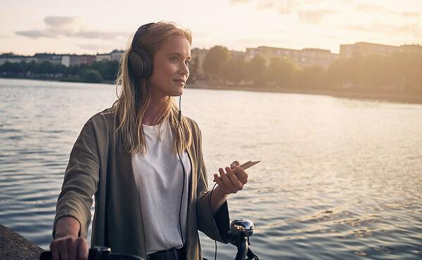 Des podcasts et des livres audio pour se déconnecter