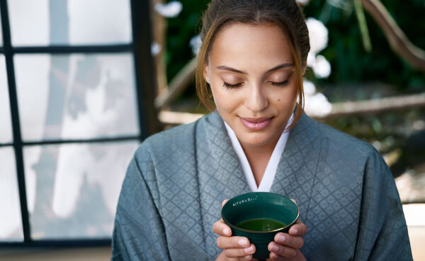 The Serenity of the Japanese Tea Ceremony: The Elixir of Life