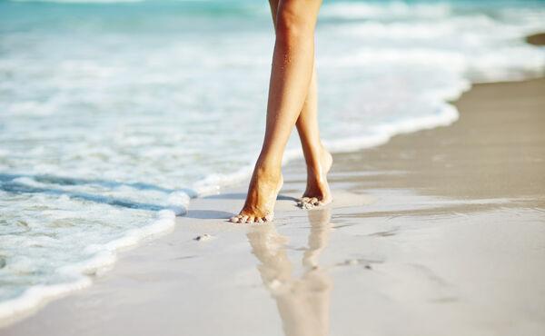 Soignez vos pieds à domicile en six étapes simples