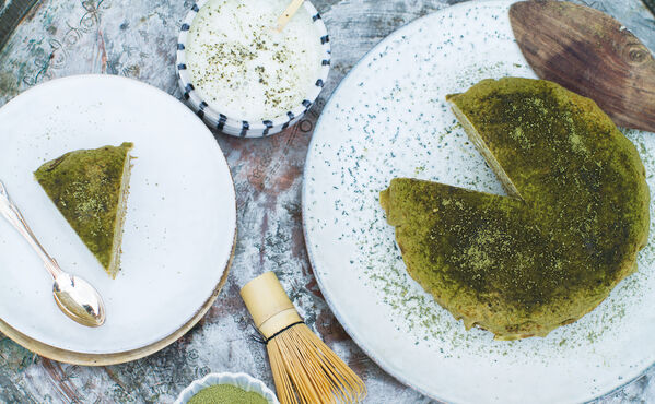 Sweet matcha recipes to treat your soul