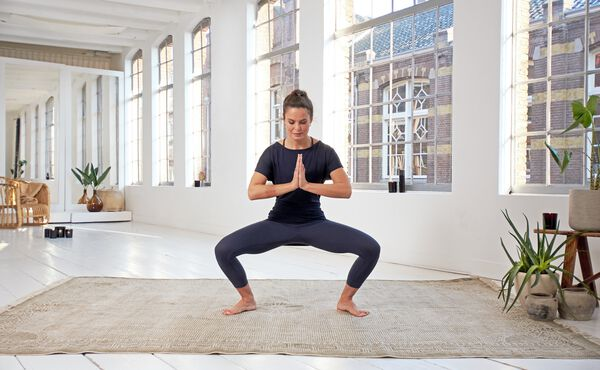 This yoga routine can energise you in just a few minutes