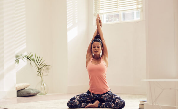 Your personal beginner's guide to home yoga