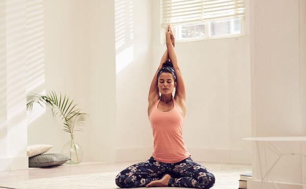 Din egen nybörjarguide till yoga hemma
