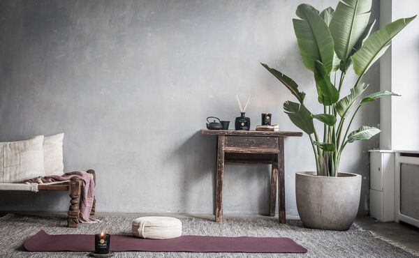 Tips for å lage et meditasjonssted hjemme