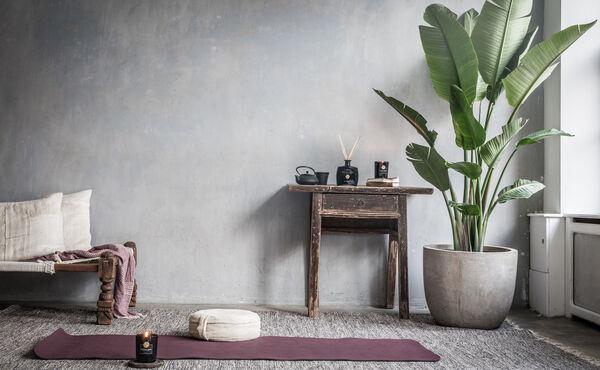 Dicas para criar um santuário de meditação em casa