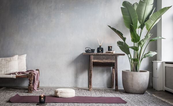 Tips for crafting an at-home meditation sanctuary