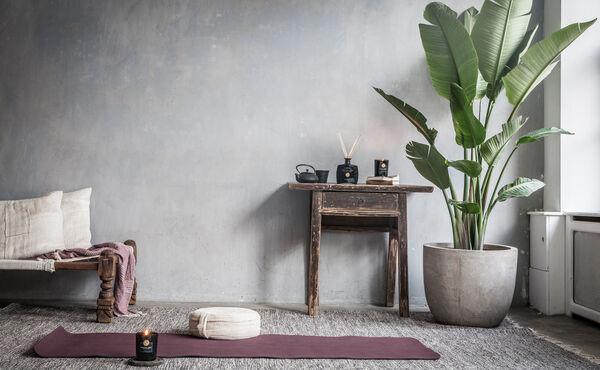 Tips til at skabe dit eget meditationsrum