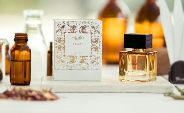 Parfymören bakom Rituals L'Éclat, Fabrice Pellegrin, berättar om glädjen i att skapa och bära doften