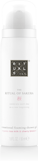 The Ritual of Sakura Shower Foam 50ml
