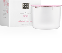 The Ritual of Sakura Body Cream Refill