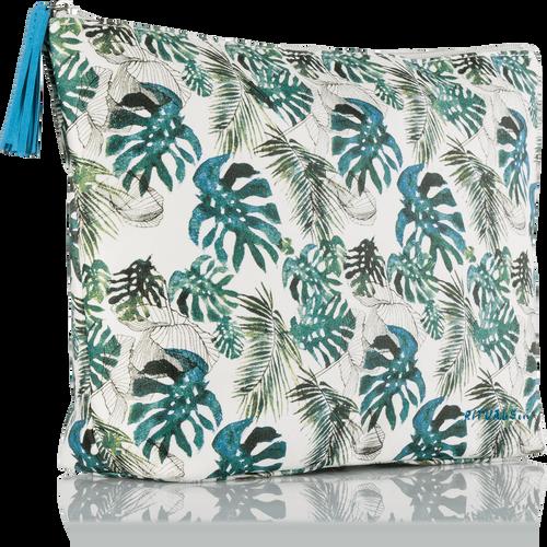 Travel Bag For Her - Flower Print