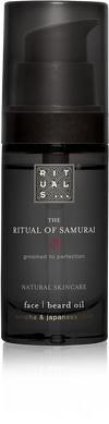 The Ritual of Samurai Beard Oil