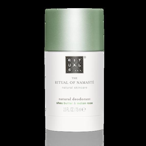 The Ritual of Namaste Natural Deodorant