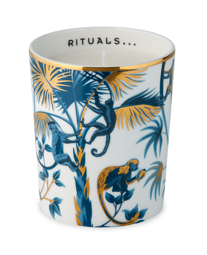 Luxury Candle Holder - Wild Jungle