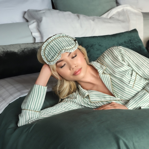 The Ritual of Jing Sleep mask - Green sheen